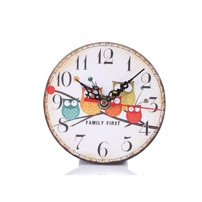 Horloge Murale Blanc Jgci