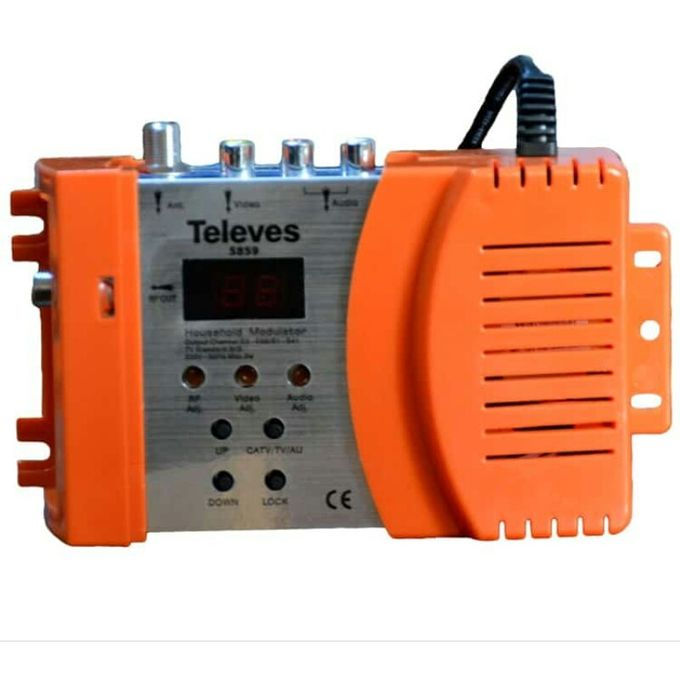 Generic Modulator Televes 5859 Multicolor - Prix pas cher | Jumia CI