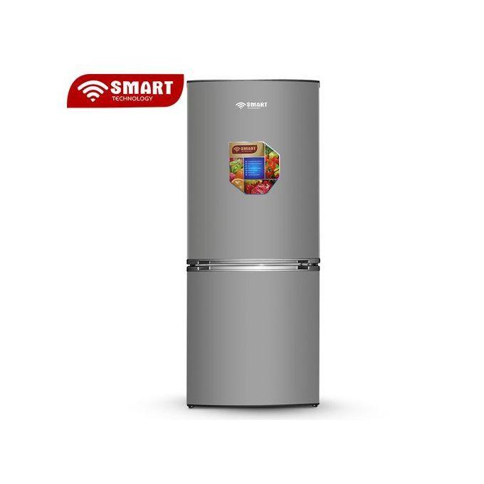 Réfrigérateur Combiné Stcb 320v Argent Garantie 12 Mois