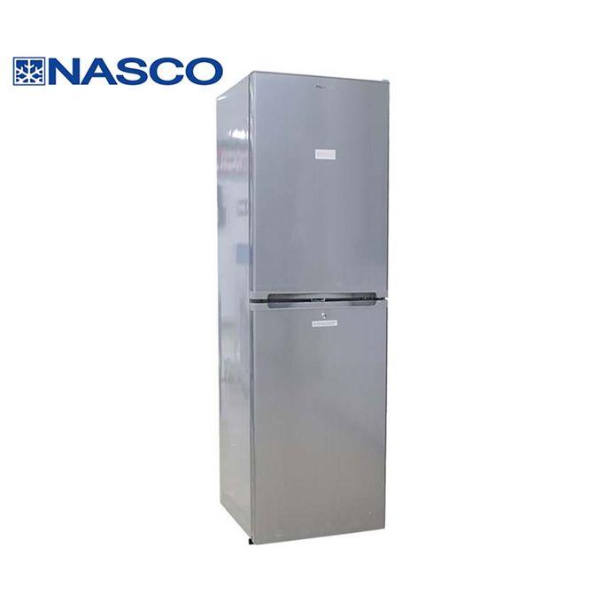 product_image_name-Nasco-Réfrigerateur - NAS-295-5D - 2 Battants - 255 L - Gris-1