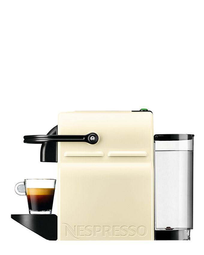 nespresso machine caf inissia cr me acheter en. Black Bedroom Furniture Sets. Home Design Ideas