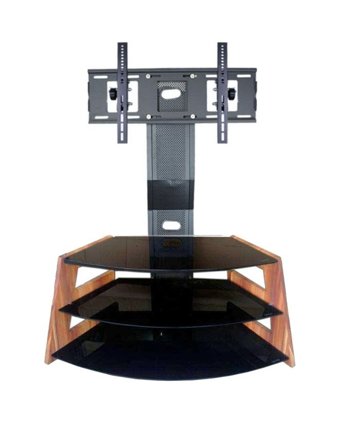 Univers meuble de support t l vision ts 1220 24 75 for Meuble tv 75 pouces ikea