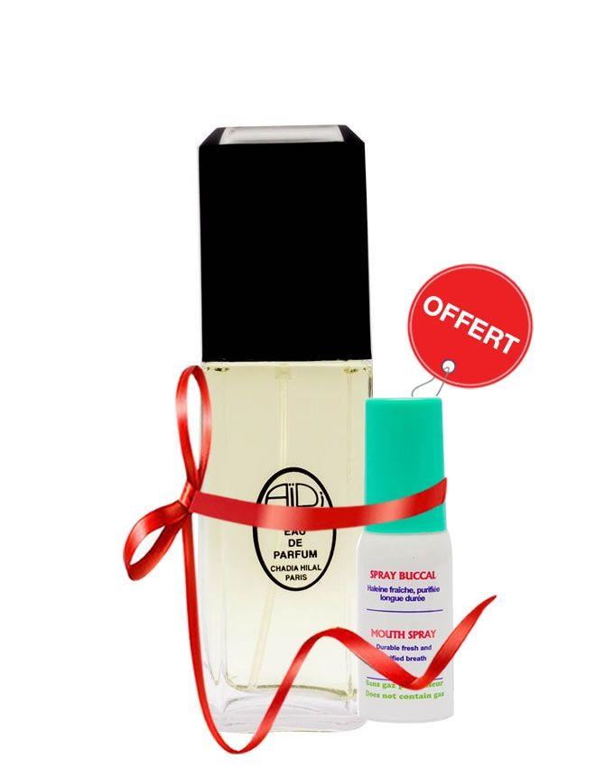 Eau De Parfum Senteur Côte Homme Promon°58 D'ivoireAidi Pack zSVpUM