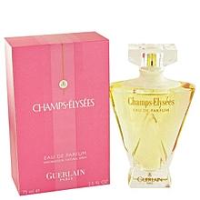 8c651b57392 Champs Elysée -75 Ml - Eau De Parfum Pour Femme - Rose