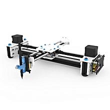 eleksmaker eleksdraw xy plotter pen drawing robot laser drawing machine 2500mw