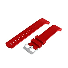 new fashion sports silicone bracelet strap band for fitbit charge 2