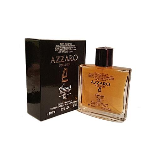 Smart Azzaro Eau De Parfum Homme N68 Collection Smart 100ml Noir