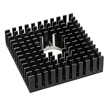 radiateur 40mm * 40mm * 11mm des accessoires mk7 mk8 de l'imprimante 3d