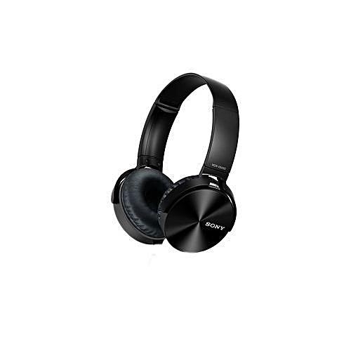 Sony Casque Audio Sony Bluetooth Noir Prix Pas Cher Jumia Ci