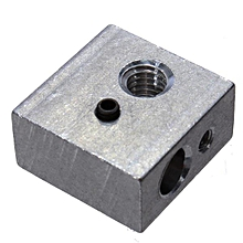 mk7/mk8 heating aluminum block for 3d printer