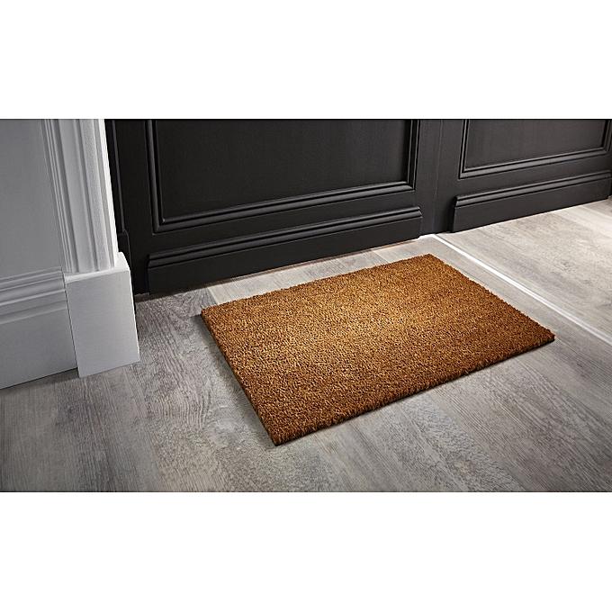 benoit florent paillasson tapis coco bross d 39 entr e 80 x 40cmentretien de la maison jumia. Black Bedroom Furniture Sets. Home Design Ideas