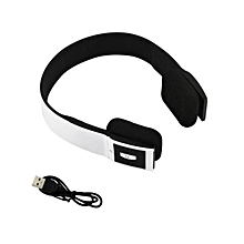 bluetooth wireless sports stereo headset headphone w/ mic bh23 for iphone android noise reduction ht