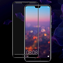 imak 9h full screen tempered glass film pro version for huawei p20 (black)