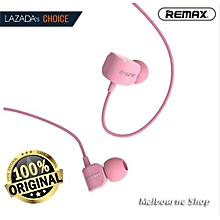 remax rm502 wired clear stereo earphones with hd microphone angle in-ear earphone noise isolating earhuds for mp3/iphone/xiaomi  opttcool