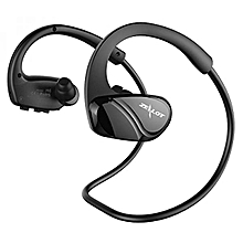 zealot h6 bluetooth headphones with armband fall-proof ergonomic design sports earphone earbuds for sports, running or gym workout txshop