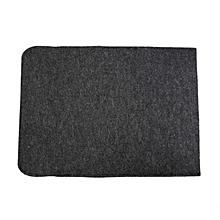 smart laptop felt sleeve case cover bag for apple macbook pro retina air 13''-dark gray- jgci