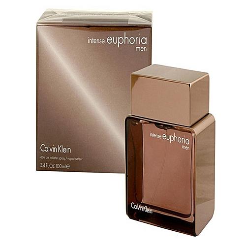 Calvin Klein Intense Euphoria Man Calvin Klein Eau De Parfum