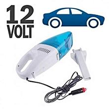 puissant aspirateur à main pour véhicule - bleu/blanc