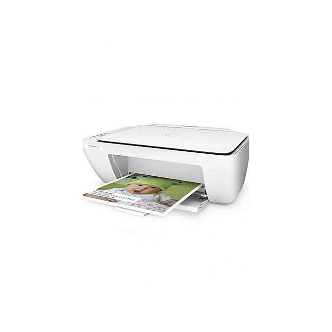 imprimantes tout en un imprimante multifonction couleur tout en un deskjet 2130 copie blanc. Black Bedroom Furniture Sets. Home Design Ideas