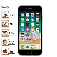 """iphone 6 - 4.7"""" - 4g - 1/16go - gris / noir - reconditionné - garantie 12 mois"""